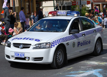 South-Australian-Police-Car