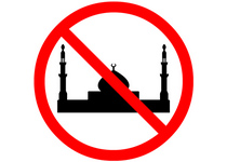 No mosque at Ground Zero // No Surrender!