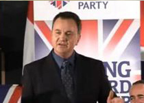 """We have an appointment with Destiny"" – Speech by BNP's Arthur Kemp"