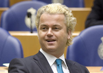Congratulations to Geert Wilders
