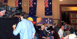 Leichhardt Flag Debate, 2010