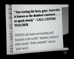 Anti-Australian racism