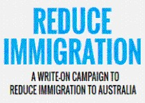 Reduce Immigration