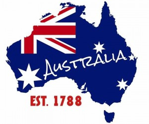 Australia Established 1788