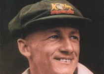 Don Bradman, 110th anniversary