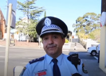 "Police enforce ""no-go areas"" in Australia"