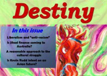 Destiny magazine, issue 3