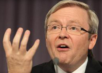 Kevin Rudd throws cash at real estate developers, whilst taking money from pensioners