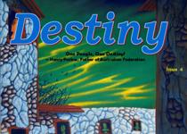 Destiny magazine, issue 4