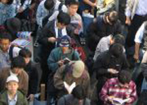 Ageing of the population not solved by high immigration