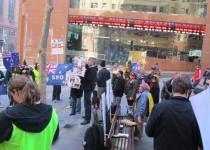 No Sharia Law – ADL rally in Sydney