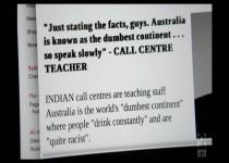 Hildebrand's anti-Australian propaganda: Dumb, junk and tasteless