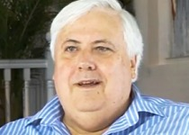 Clive Palmer and Ricky Muir threaten to play hardball in the Senate