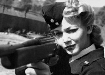 Women in combat roles? What do the politicians want, 50% females in the armed forces?